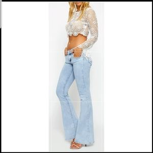 Authentic american heritage  Low waist jeans